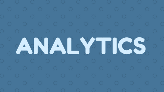 All about analytics
